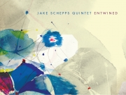 Jake Schepps Quintet - Entwined - Cover Image